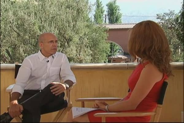 Dreamworks Animation CEO on Colorado Shooting