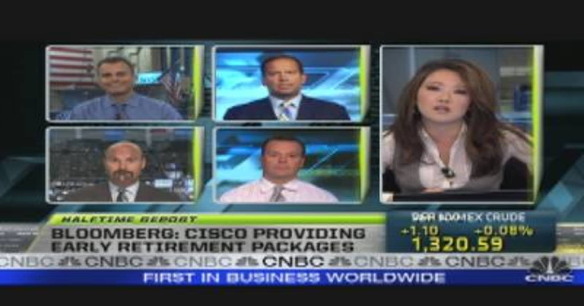 WOTS Now: Cisco Layoffs