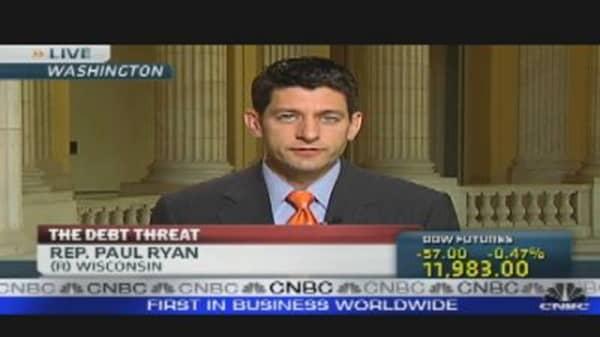 Debt Deal Moves to Senate