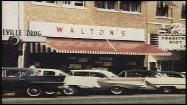 Biography on CNBC - Sam Walton
