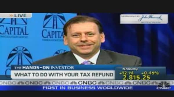 Investing Your Tax Refund