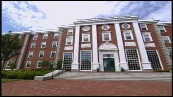 The Money Chase: Harvard Business School