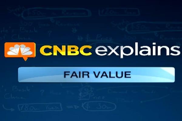 Fair Value: CNBC Explains