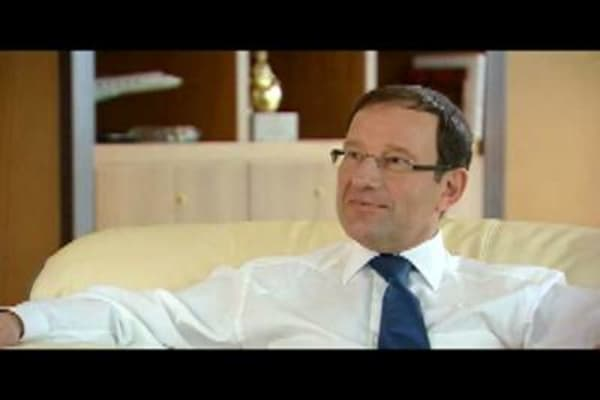 CNBC Meets: Richard Desmond