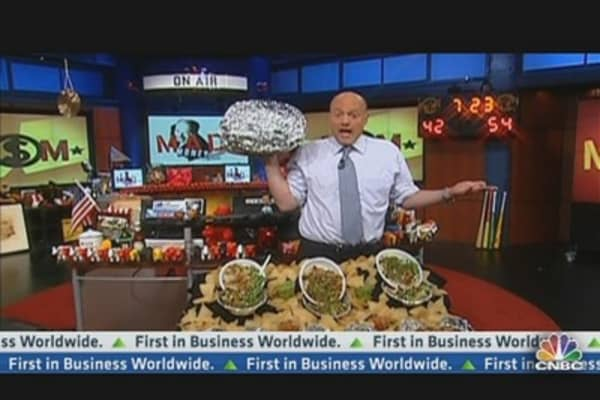 Cramer: What Happened to Chipotle?