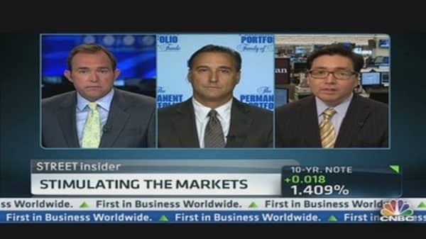 Stimulating the Markets