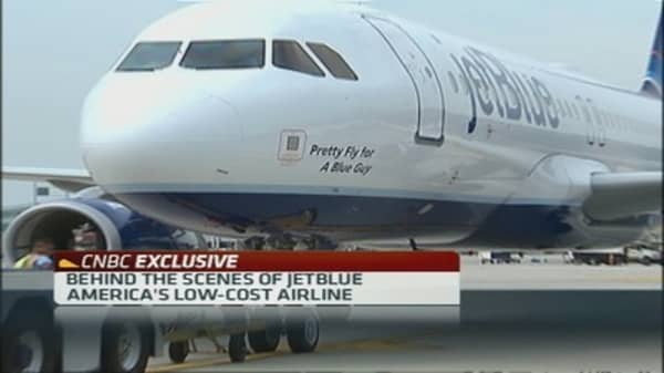 An Inside Look at JetBlue