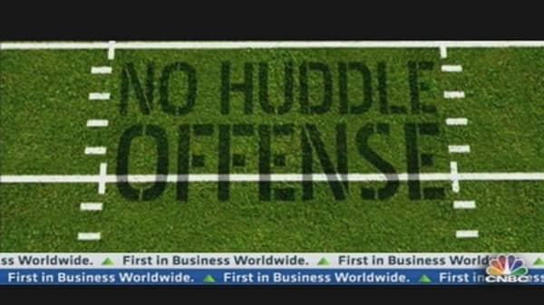 No Huddle Offense: Sprint & Zynga