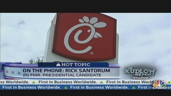 The Chick-fil-A Culture War?