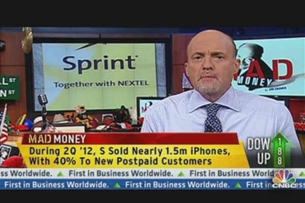 Buy Sprint Nextel? Cramer's Take!