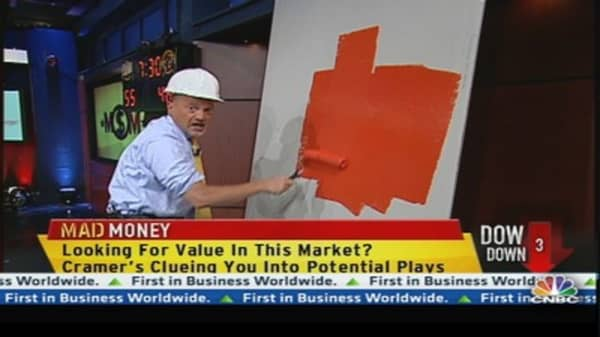Cramer: Housing Sector Has Begun to Rebound