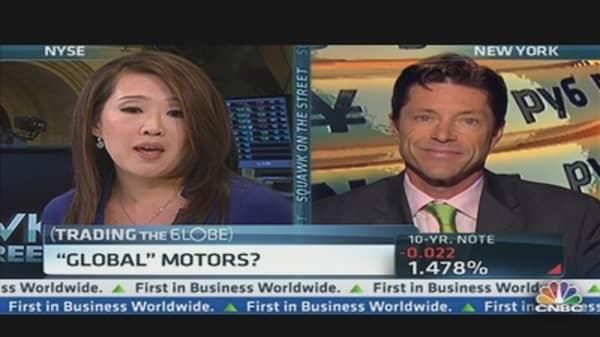 Trading 'Global' Motors