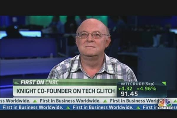 Knight Co-Founder: Knight Can Definitely Survive