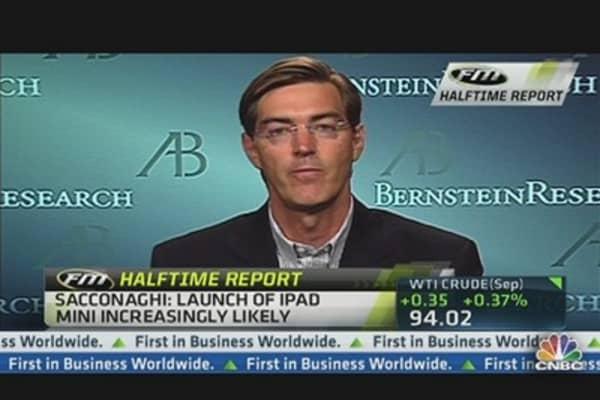 Apple Investigating Stock Split?
