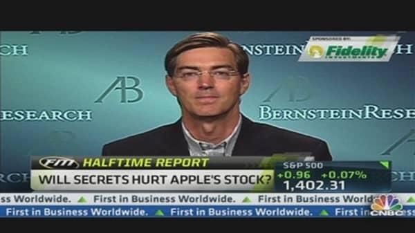 Apple Secrets Slip Out