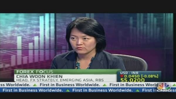 Long IDR, KRW and PHP: Strategist