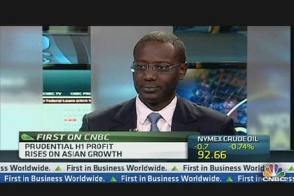 There is 'Infinite Demand' in Asia: Prudential CEO