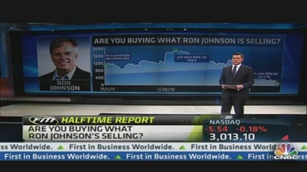 Can Ron Johnson Transform JC Penney?