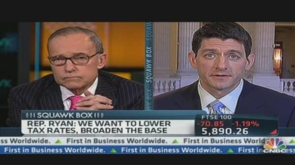 Rep. Paul Ryan: Keep Medicare intact For Current  Seniors