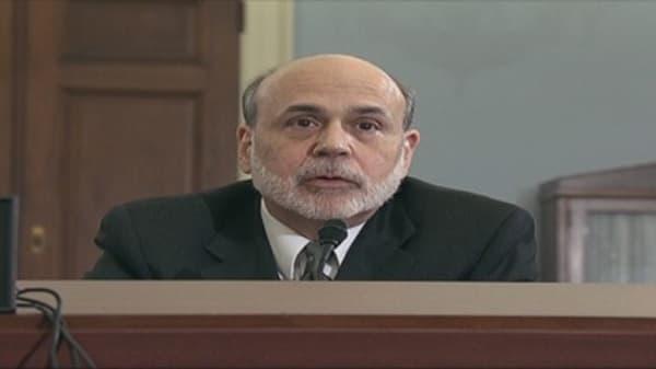 Rep. Ryan Questions Bernanke on Jobs & Inflation
