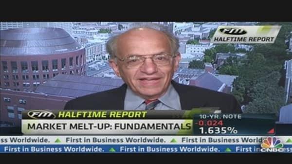 Stock Guru Solves the Market Mystery