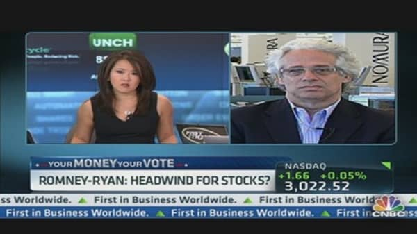 Why Ryan Pick Was Wrong for Markets: Economist