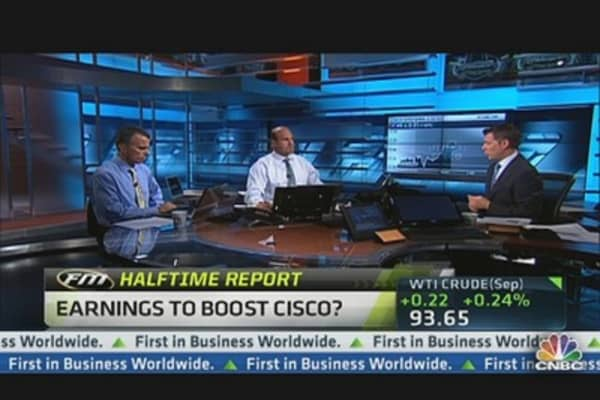Buy Cisco Ahead of Earnings?