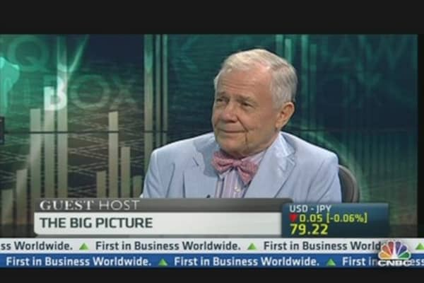 Jim Rogers: Why I'm Still Bullish on China