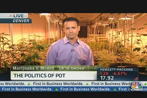 Politics of Pot in Colorado
