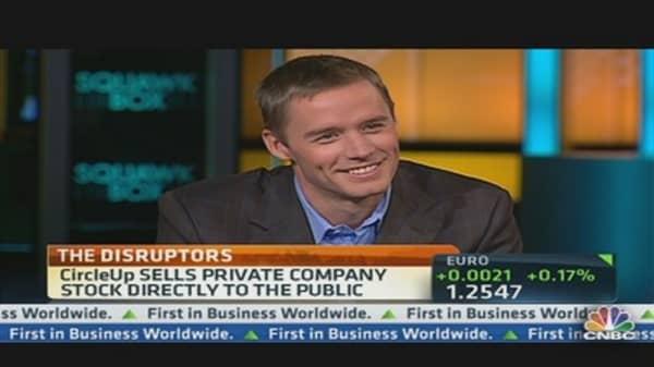 CircleUp: Crowdfunding for Start-up Consumer Companies