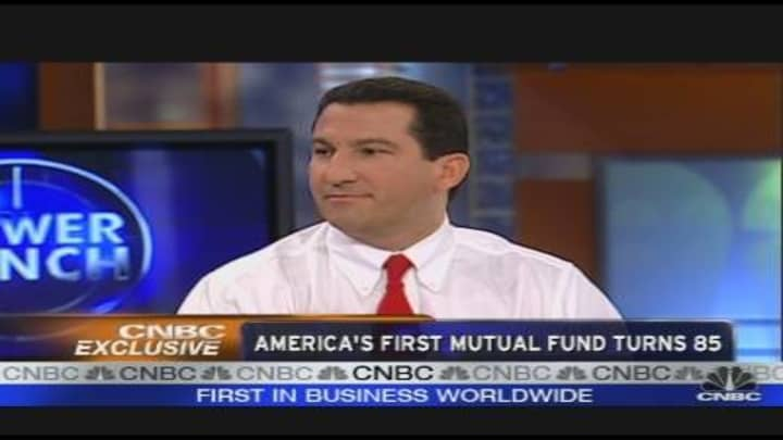 America's First Mutual Fund Turns 85