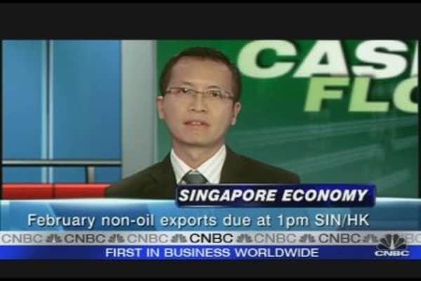 Singapore Exports to Worsen