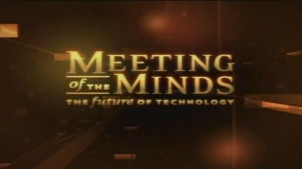 Meeting of the Minds: The Future of Technology