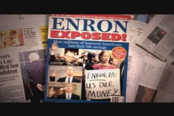 Who's to Blame for Enron?