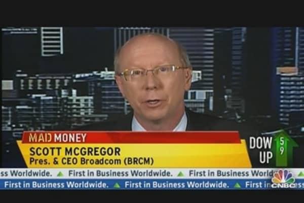 Broadcom CEO Explains Earnings