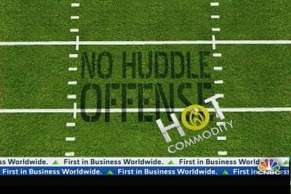 No Huddle Offense: The Nat Gas Play