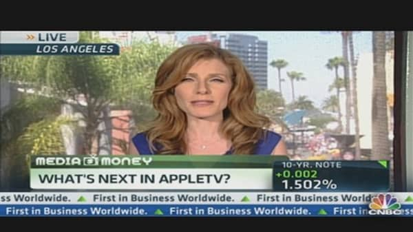 Apple & Hulu Make a Deal