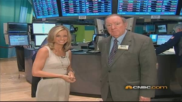 Art Cashin: Massive Short Squeeze on Euro