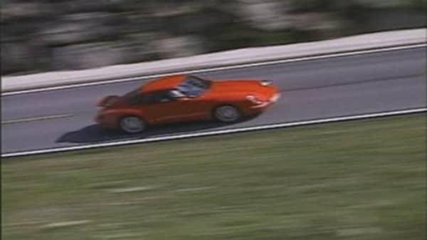 Biography on CNBC – Ferdinand Porsche