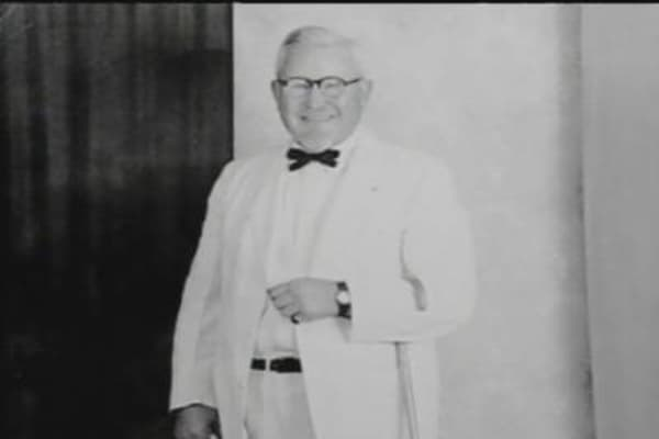 Biography on CNBC – Colonel Sanders