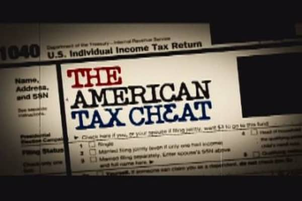 The American Tax Cheat