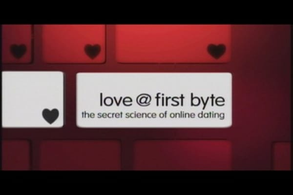 Online dating love at first byte