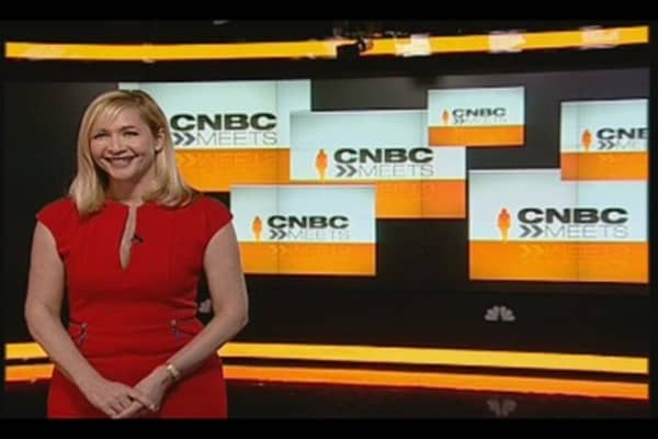 Tania Bryer Introduces the Latest Episode of CNBC Meets
