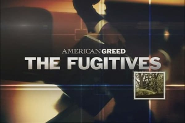 American Greed: The Fugitives -- Premiere Episode