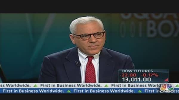 Rubenstein Talks Romney, Taxes & More