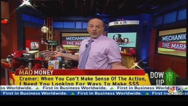 Cramer's Decoding the Street