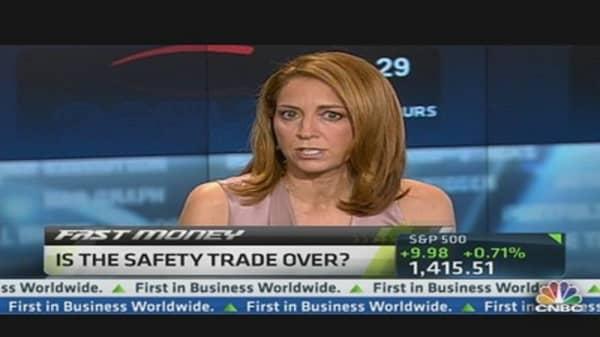 Karen Finerman: Time to Take Profits Here