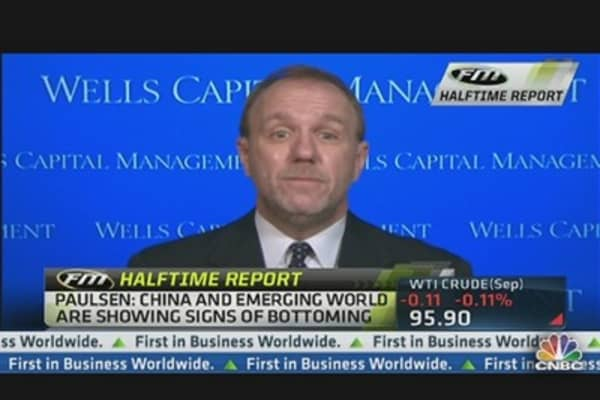 Paulsen: We Don't Need Fed Action