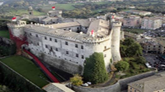 Orsini Odescalchi Castle, Bracciano, Italy