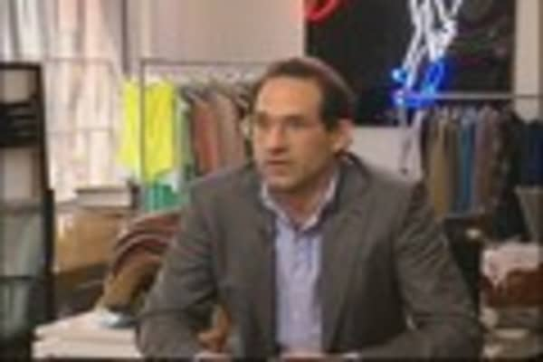 Dov Charney's Fiery Interview with Jane Wells